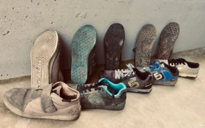 5 scarpe in 10 anni