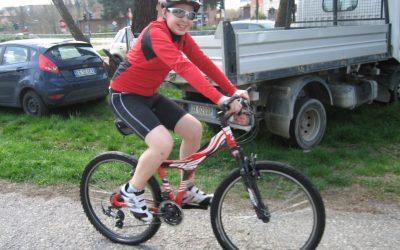 Re-cycle, quando un papà è anche un Biker